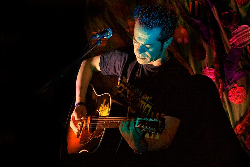 Paul Miro, Rockstock & Barrel Festival, Burton